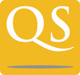 QS world rankings of universities.